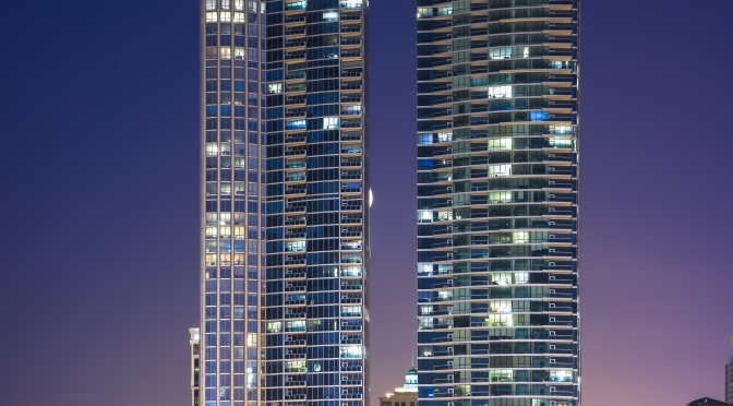 Blue Hour The Grant Luxury Condos