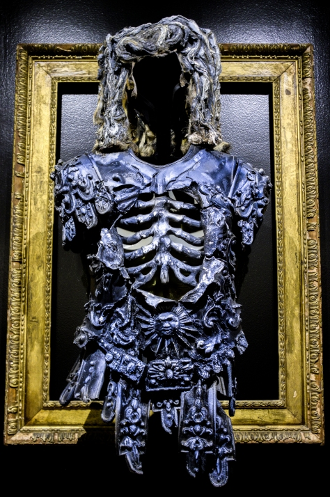 This costume was worn by Don Giovanni.